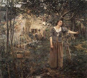 Joan of Arc, 1879 Jules Bastien-Lepage (French, 1848–1884)