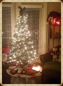 Christmas tree for blog 2014